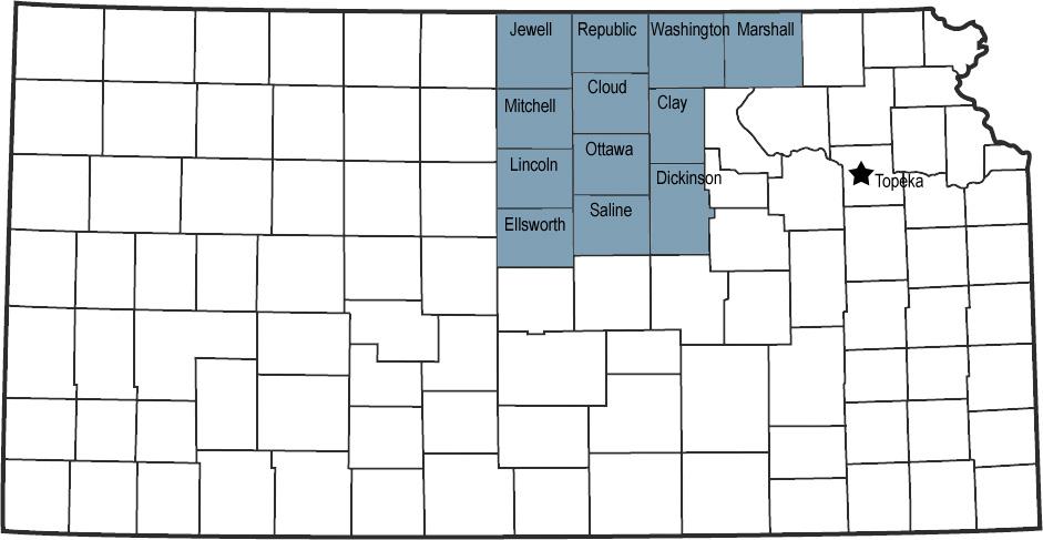 North Central Kansas