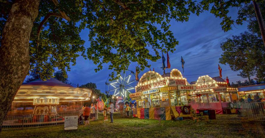 County Fair in North Central Kansas; Photo by Phil Frigon