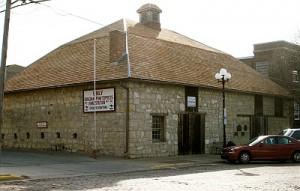 Original Pony Express Home Station No. 1 - Heritage Trust Fund