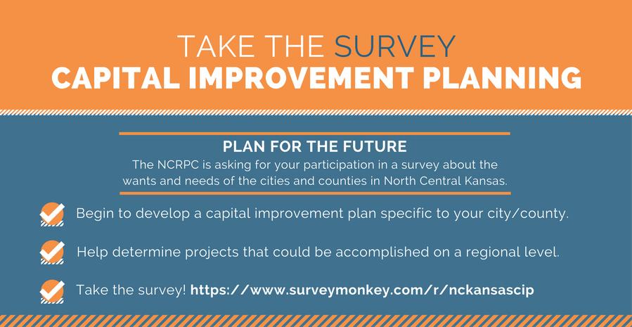 Capital Improvement Planning Survey