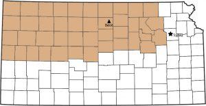 NCRPC Household Weatherization Program Service Area