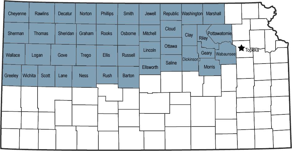 NCRPC Household Weatherization Program Area