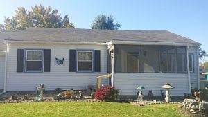 Energy efficiency improvements helped this local homeowner.