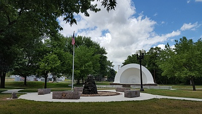 Tootleville Park improvement project in the City of Miltonvale, KS - CDBG 2015 Special Round of Funding