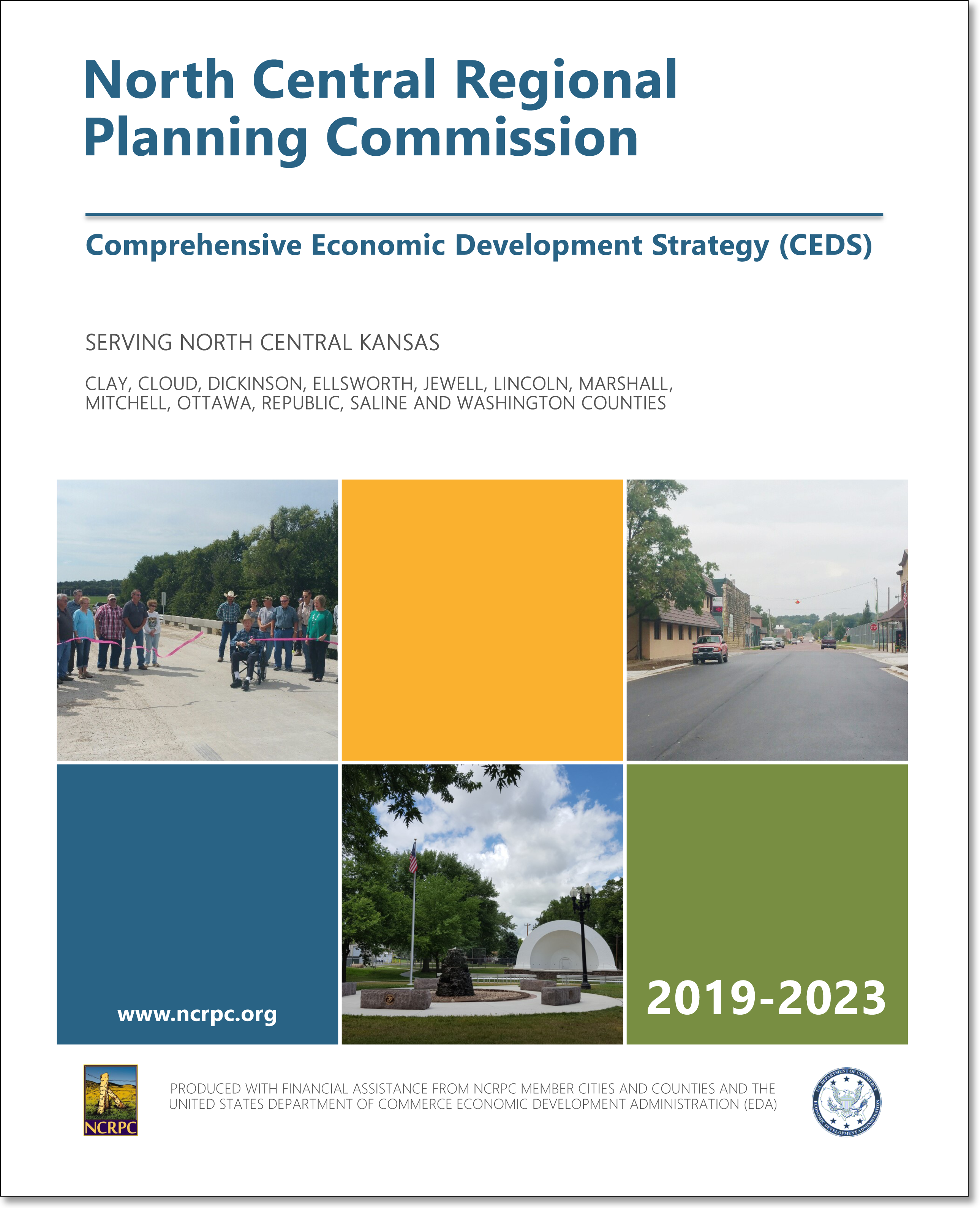 Image of North Central Regional Planning Commission Comprehensive Economic Development Strategy
