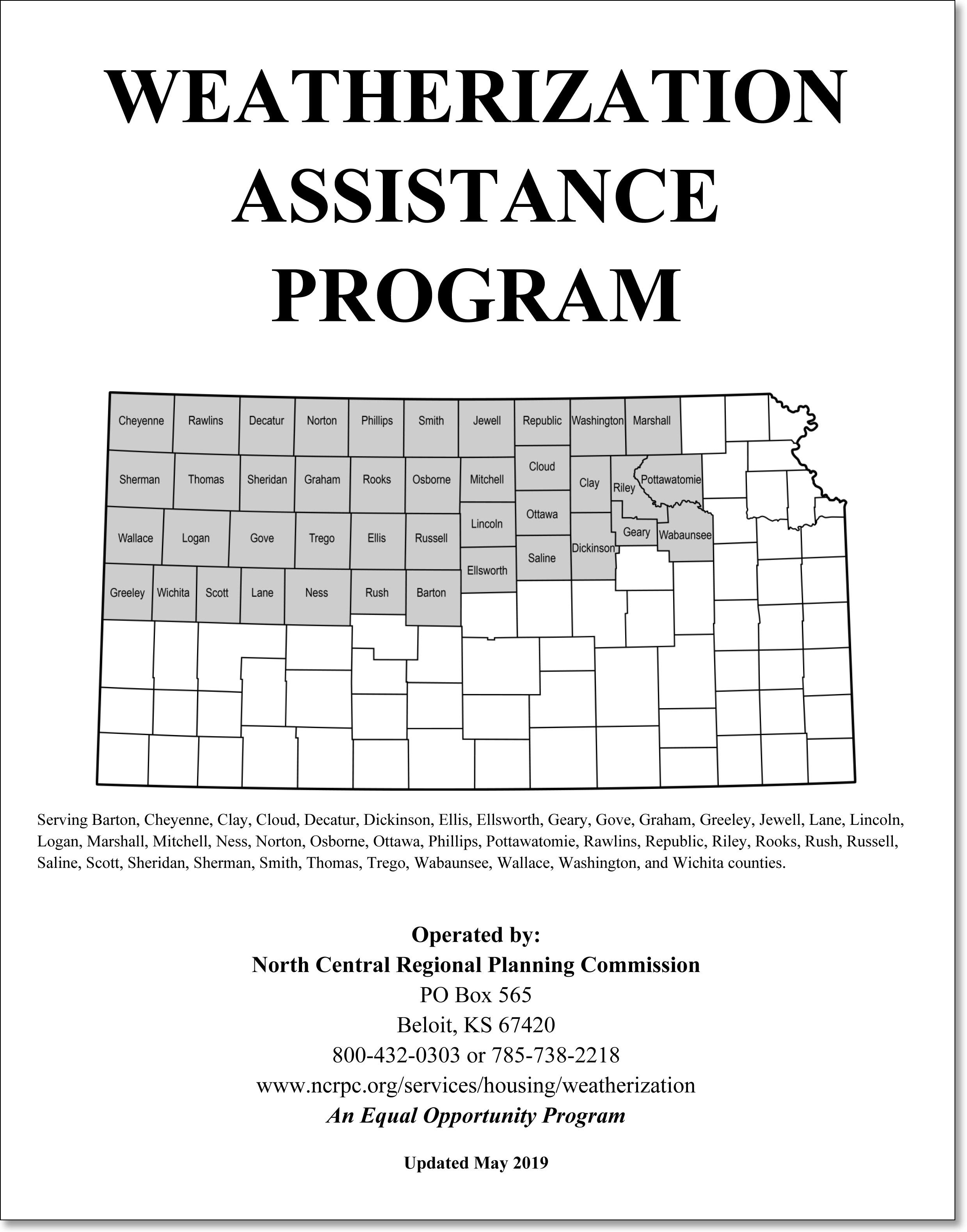 Link to Weatherization Assistance Program Application