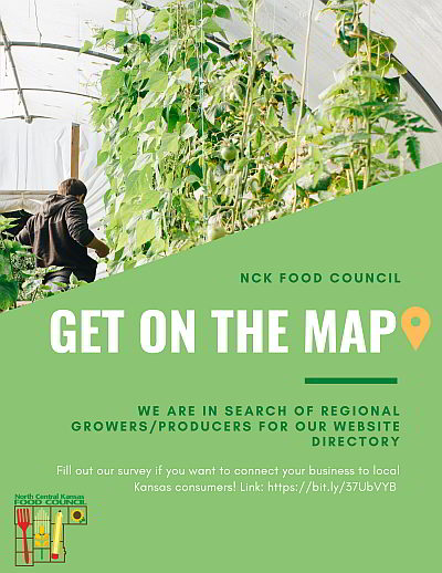 image of promotion for NCK Food Council Regional Grower/Producer Directory