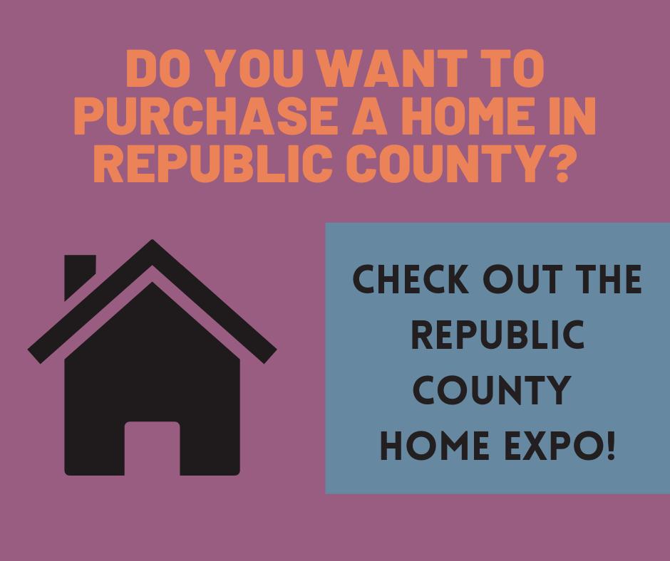 Republic County Home Expo logo