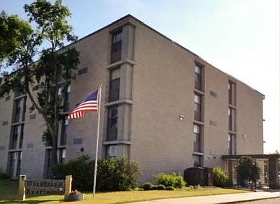 image of multi-family apartment complex