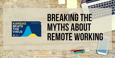 image for breaking the myths about remote working