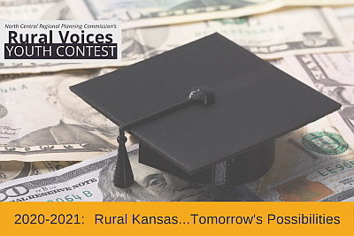image of 2020-2021 Rural Voices Contest logo
